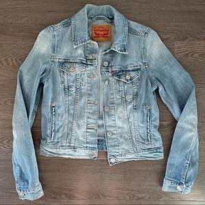 Levi's Jean Jacket - XS